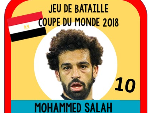 French Player Profile Video: Mohammed Salah