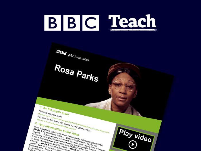 KS2 Assembly - Rosa Parks