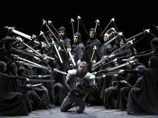 Macbeth, Act 3 Scene 4, Banqo's Ghost