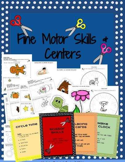 Fine Motor Skills Galore