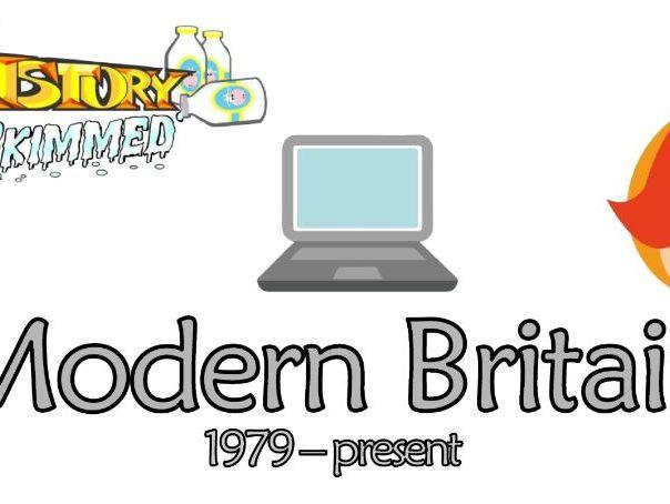 Modern Britain 1979 - 2020