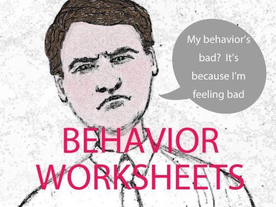 Behavior Worksheets (US)
