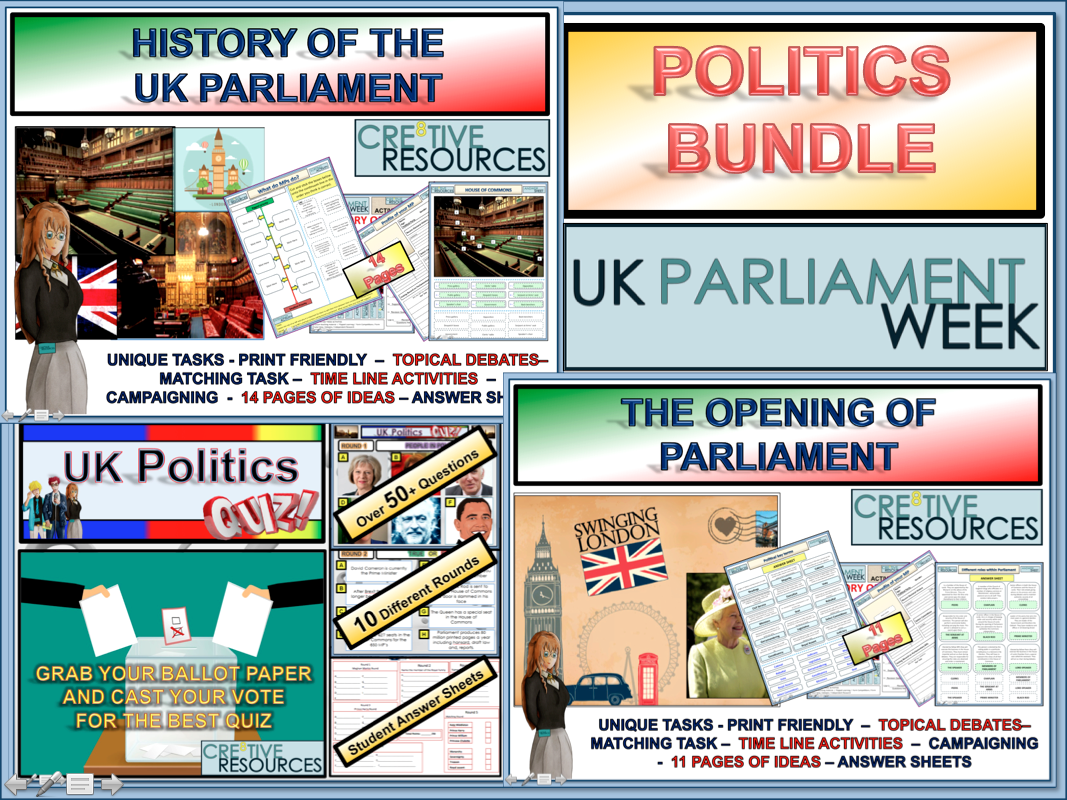 Citizenship GCSE Politics Revision