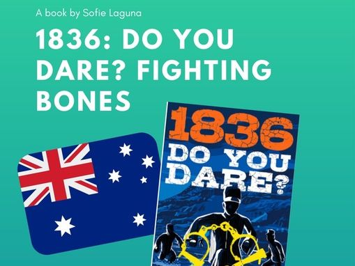 """1836: Do you dare?"" Novel workbook"