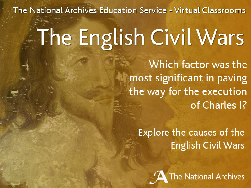 The English Civil Wars Virtual Classroom