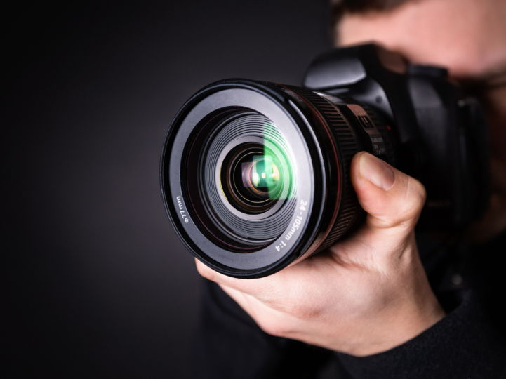 A2 Photography List for exam project