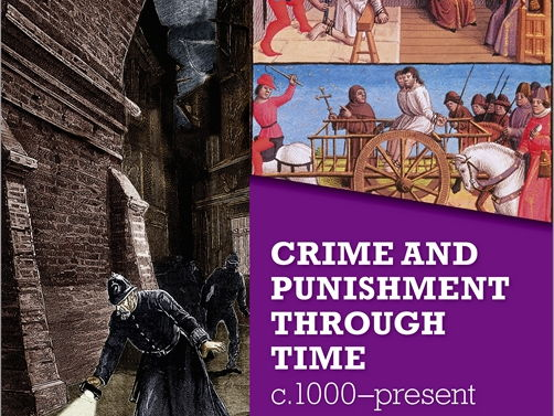 Medieval Crime and Punishment (paper 1): Edexcel 9-1 GCSE History lesson resources