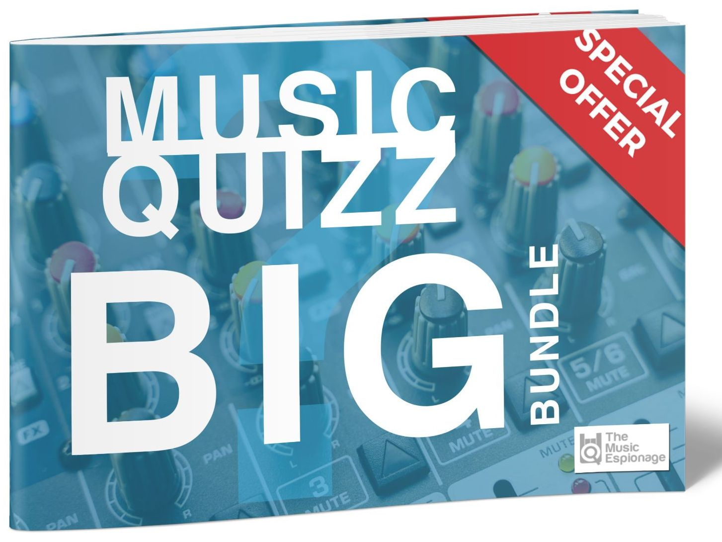 Music Quizzes - BIG BUNDLE