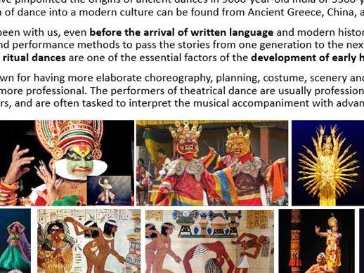Ballet and Dance across Art and Design