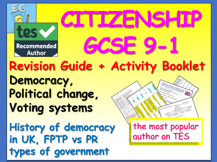 Citizenship GCSE 9-1 Revision: Democracy + Political Change