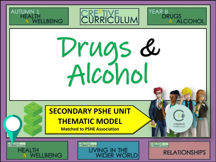 Thematic PSHE Drugs and Alcohol -