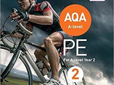 AQA A Level Sport Psychology Year 2