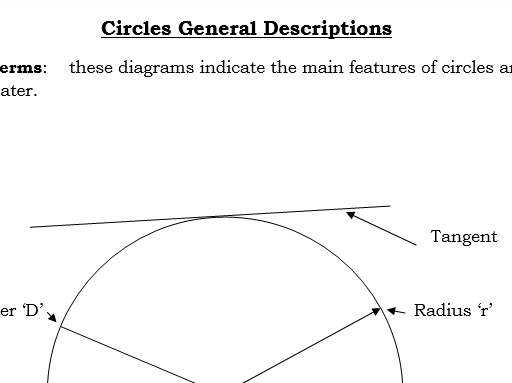Circle Theorems and Proof GCSE (9-1)