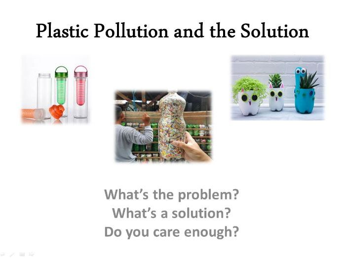 Plastic Pollution Assembly and Resources