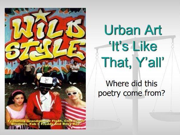 SEN Unseen Poetry Practice Langston Hughes