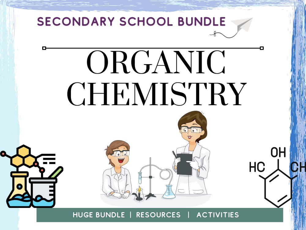 Organic Chemistry Science Revision