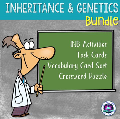 Inheritance & Genetics Bundle