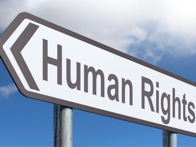 Human Rights, beatitudes and social justice - Issues of Human Rights Eduqas Religious Studies