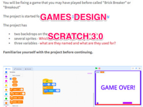 Scratch 3.0 [FULL COURSE OF WORK]