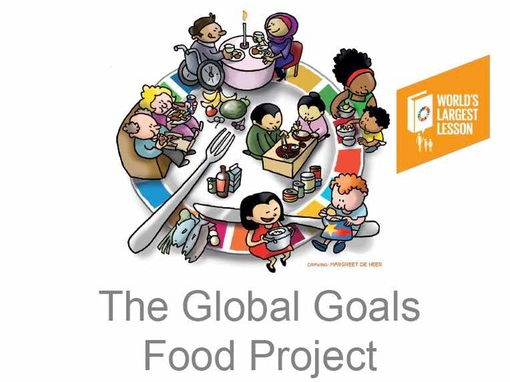 The Global Goals Food Project Lesson Plan- Every Plate Tells A Story