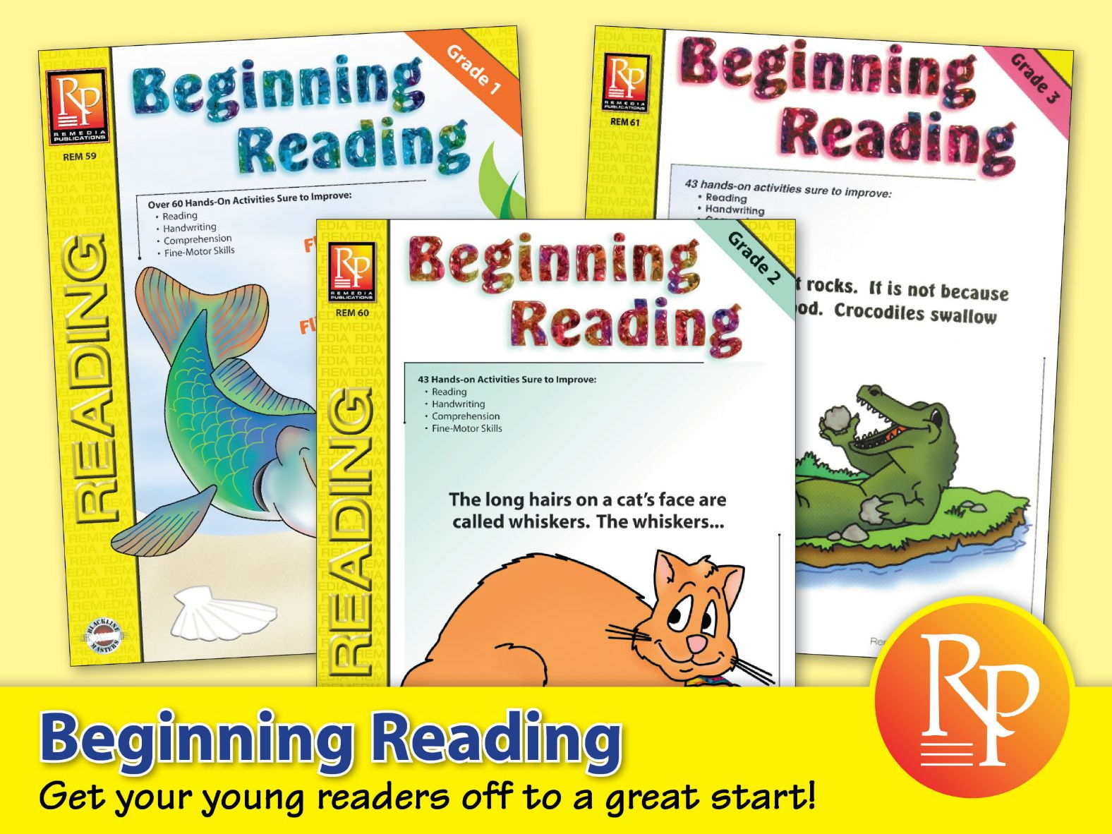 Beginning Reading Set