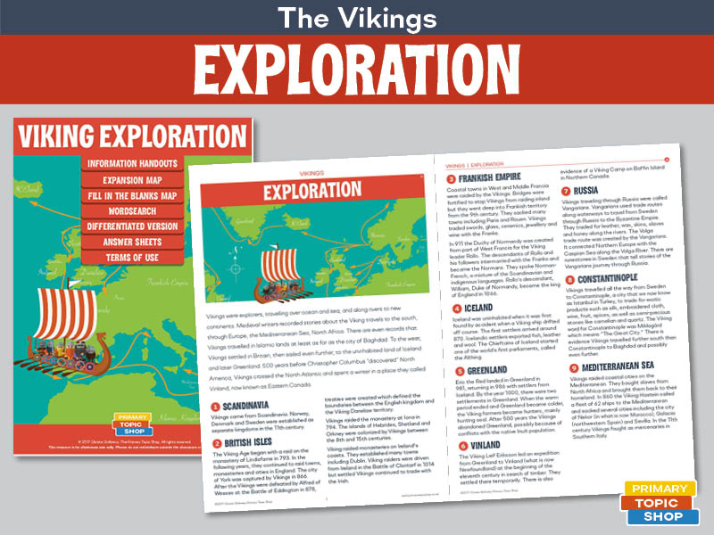 Vikings Exploration
