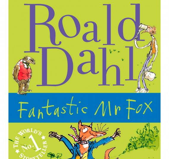Fantastic Mr Fox by Roald Dahl - workbook