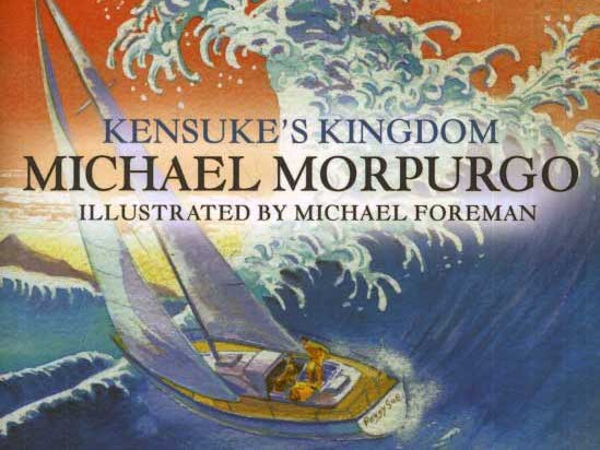 Kensuke's Kingdom SOW and resources