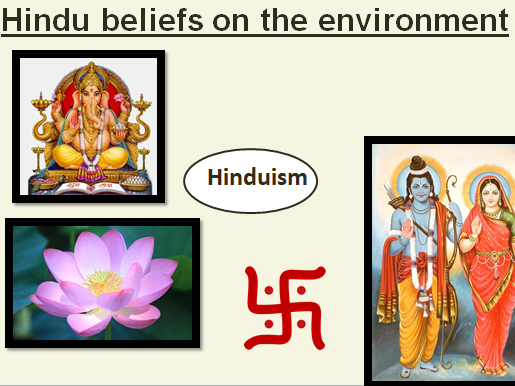 Hindu Values PPT - Whole unit of work
