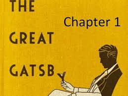 The Great Gatsby Chapter 1: Who said What Quiz
