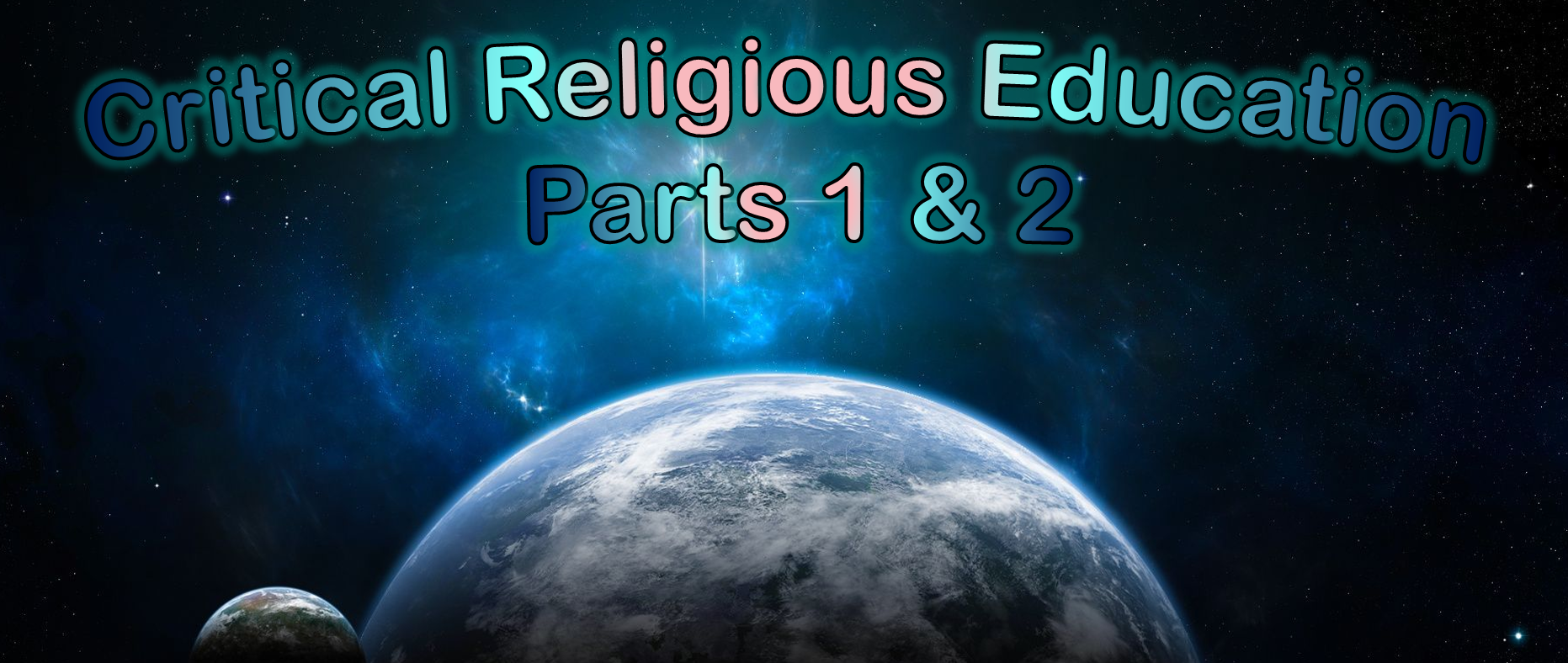 Critical Religious Education introduction parts 1 & part 2 + investigations (Bundle)