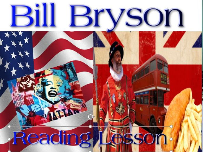 Bill Bryson Identity - Reading Lesson