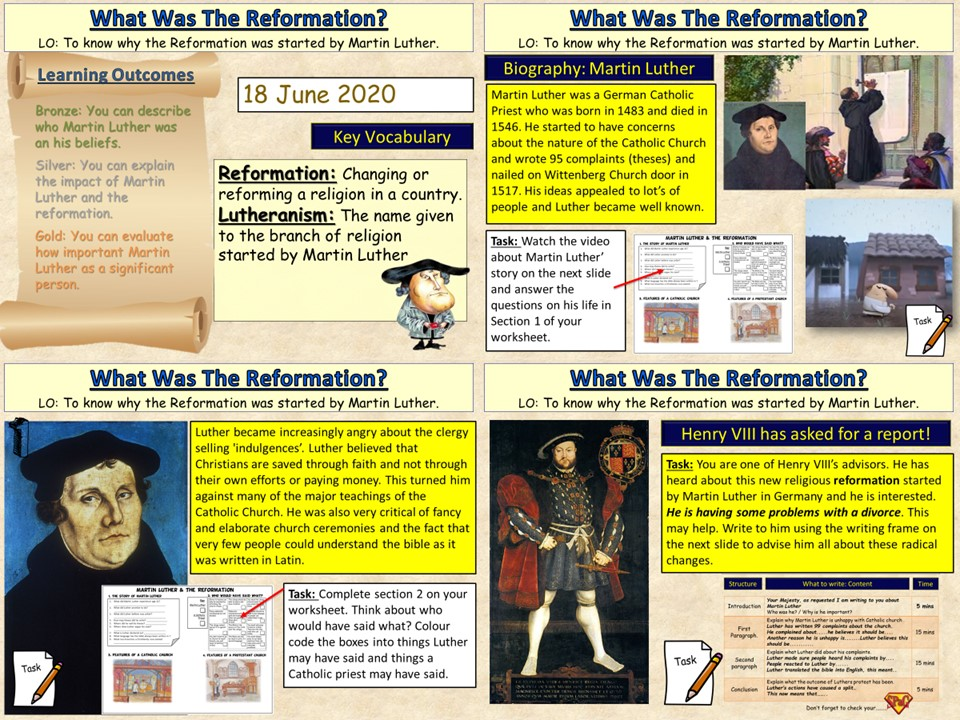 The Reformation: What Was The Reformation?