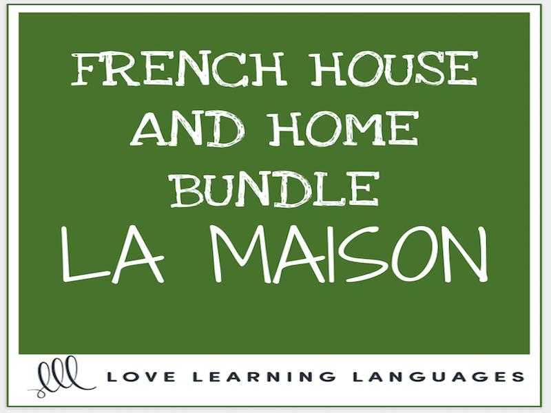 La Maison - French House and Home Bundle