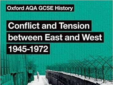 All Course Notes for Conflict and tension between East and West, 1945-1972 (AQA GCSE History)