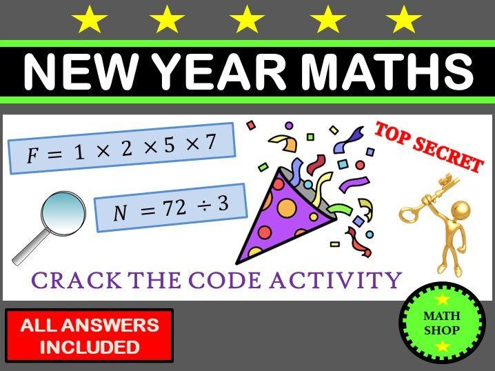 New Year Maths