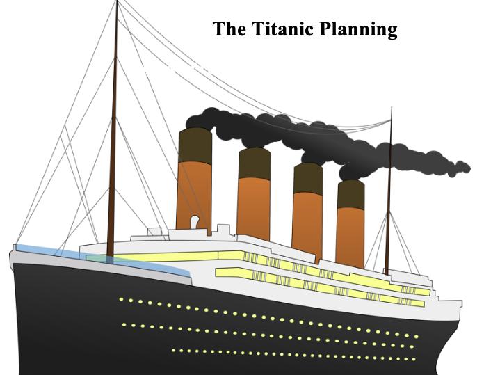 Titanic (Unsinkable Ship)  Planning KS2