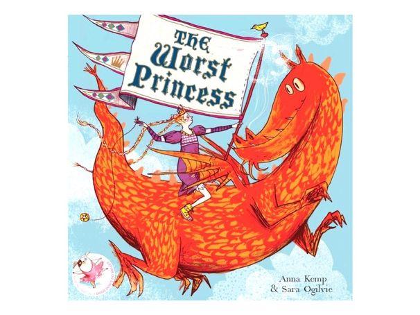 The Worst Princess - Early/EYFS
