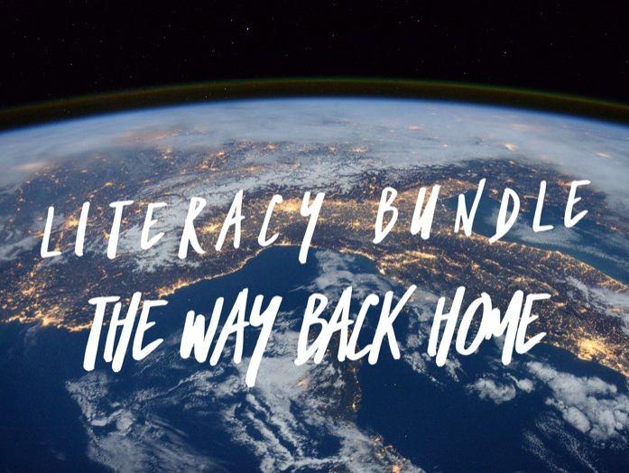 KS1 English The Way Back Home Oliver Jeffers