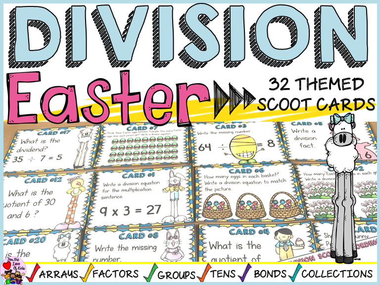 EASTER DIVISION SCOOT