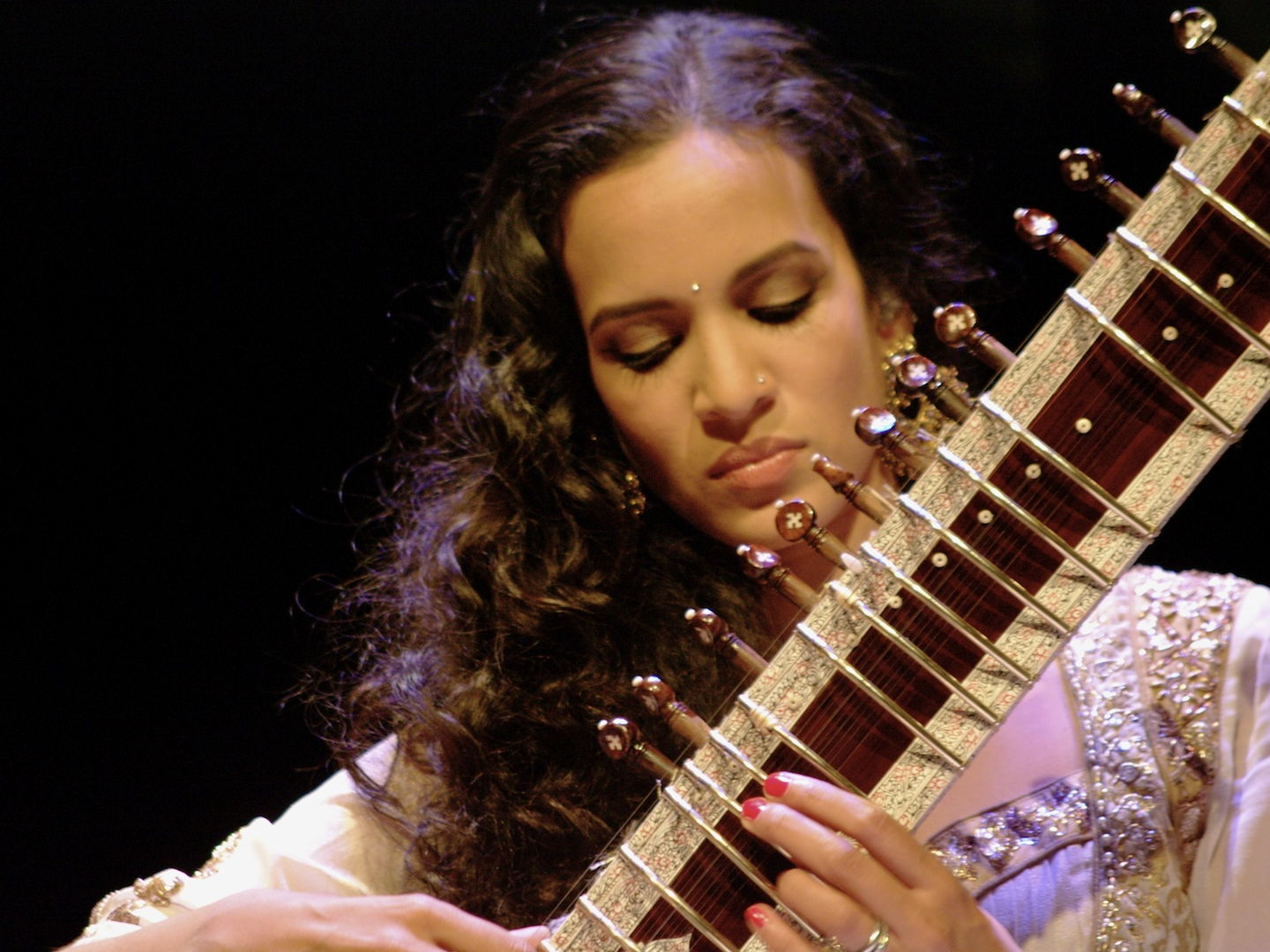 Rag Desh Anoushka Shankar listening quiz for Edexcel GCSE Music with excerpts and answers