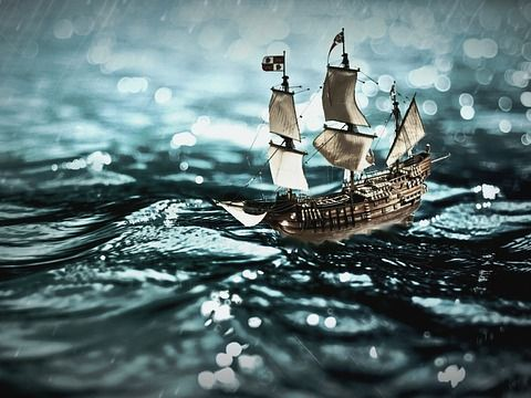 4 Exciting Sea-Linked Poem Frames + Guides, KS2