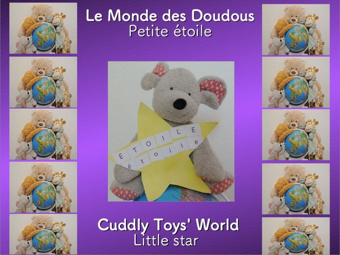 Complete bilingual Tutorial to learn to teach French to toddlers