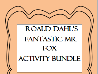 Roald Dahl's Fantastic Mr Fox: Lesson and Activity Bundle
