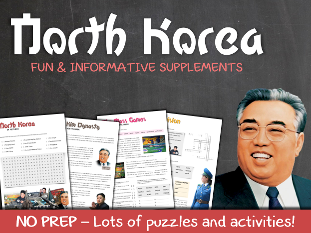 North Korea (country study)