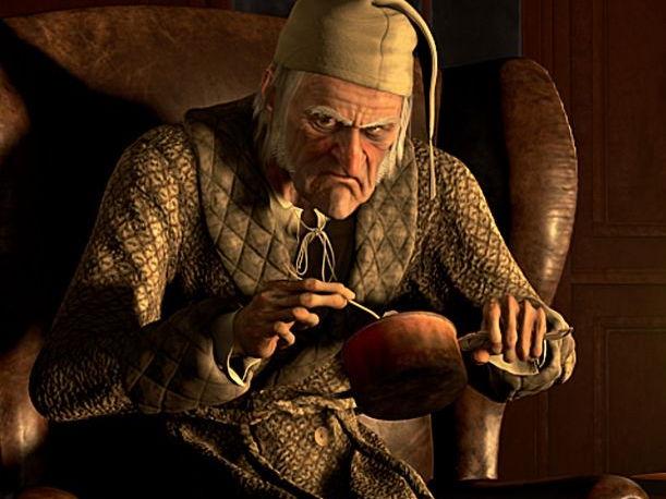 GCSE English Literature 9 -1 A Christmas Carol- Characters: Scrooge