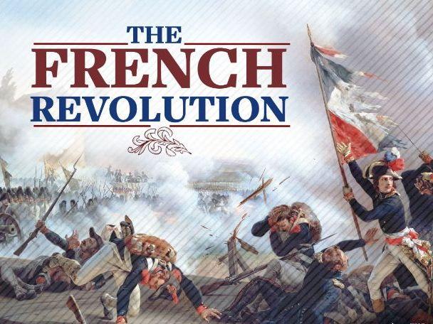 French Revolution - Causes:  1.Three Estates