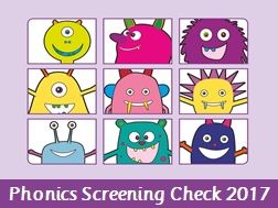 Phonics Screening Check - Four PDF Ebooks - 2014, 2015, 2016, 2017 - Revision / Assessment materials