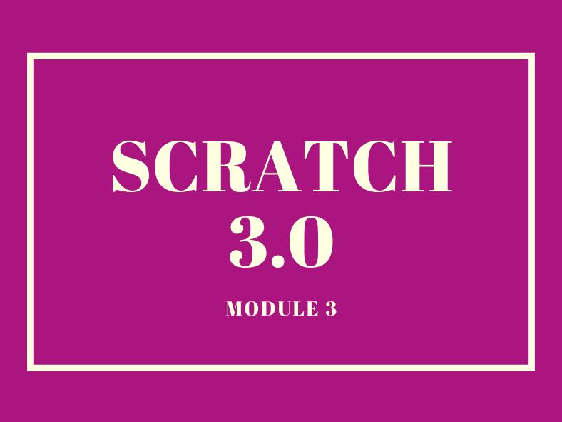Scratch Lessons (Module 3)