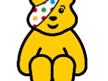 Pudsey Bear coordinates